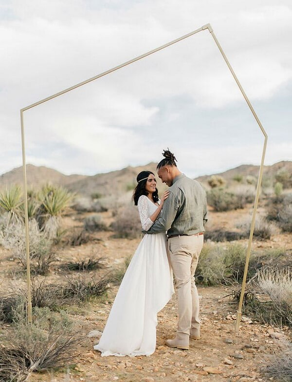 геометрия на свадьбе