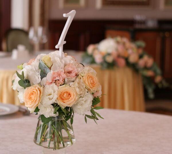 стоимость оформления свадьбы