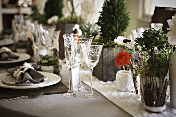 детали эко-свадьбы