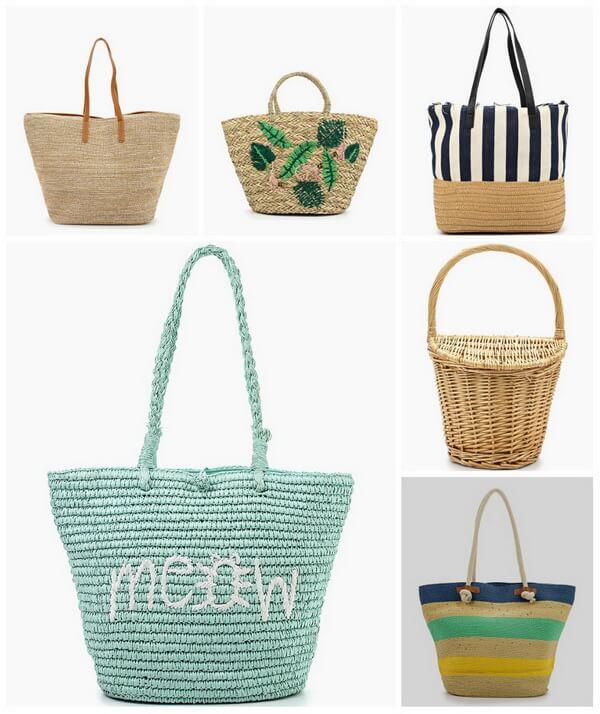 e1f84b4e07d5 Пляжные сумки  подборка летнего тепла - Hibride.ru