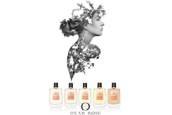 Парфюмерный бренд DEAR ROSE меняет название