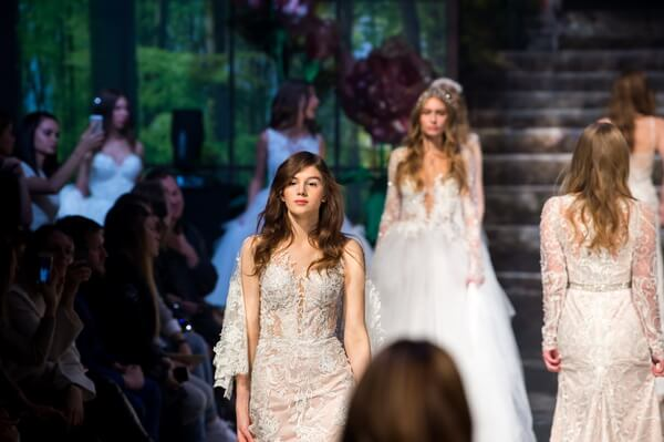 St. PETERSBURG BRIDAL FASHION WEEК 2018