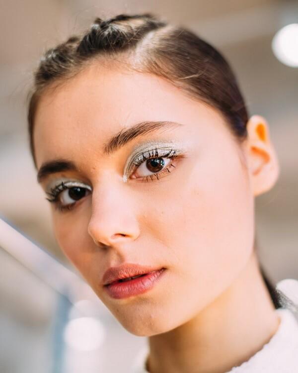 Тенденции свадебного макияжа 2019