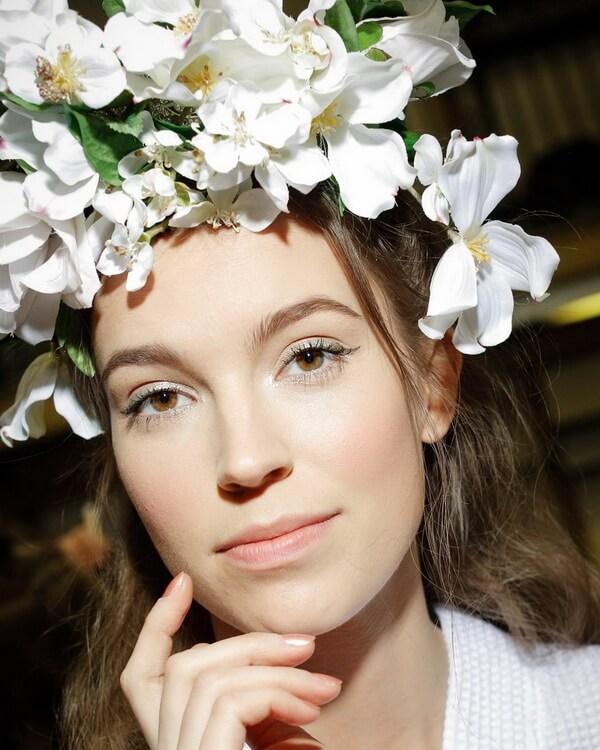 макияж невесты 2019