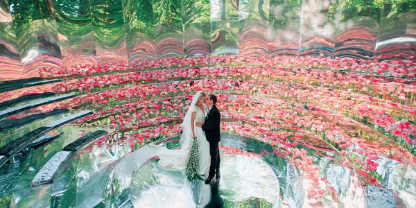свадьба 2019 оформление