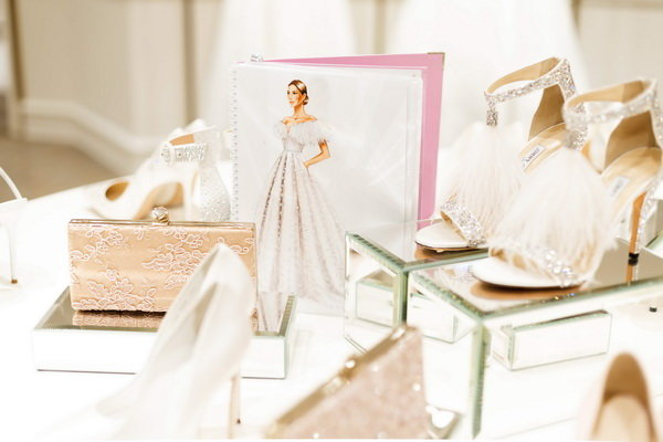 Девичник Bridal Champagne в пространстве Wedding by Mercury