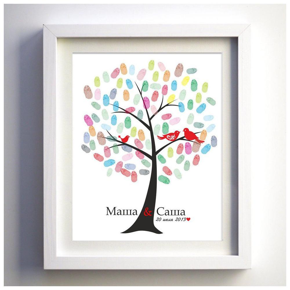 Дерево на свадьбу