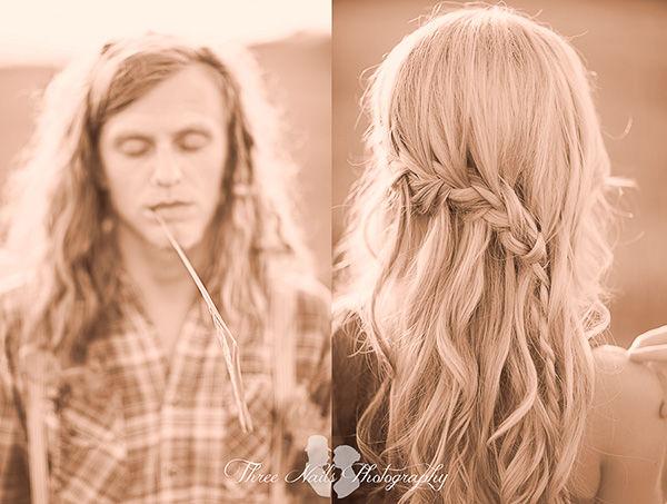 Фото свадебных стилей бохо кантри