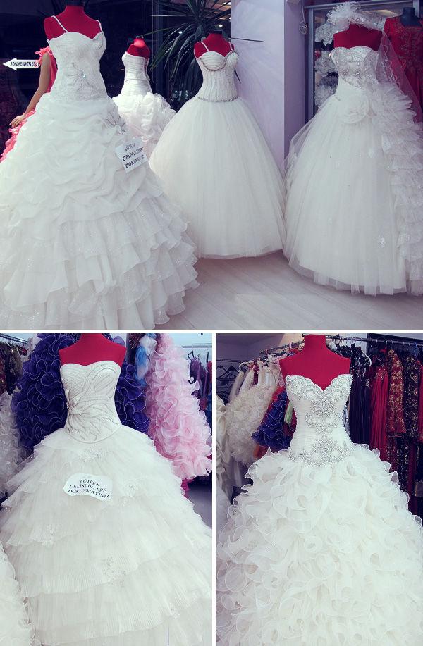 Дубровка свадебные платья