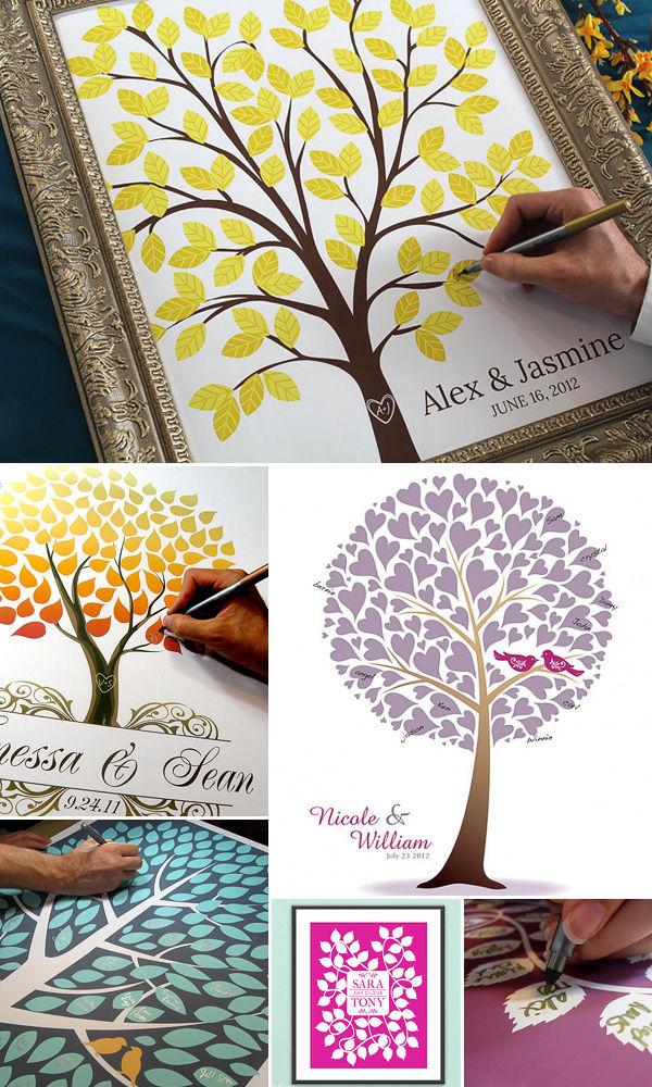 свадебная гостевая книга