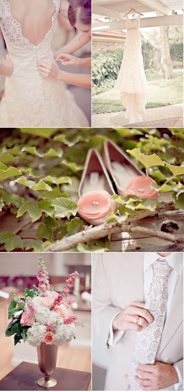 Воздушная и нежная свадьба в стиле винтаж, вдохновляемся.