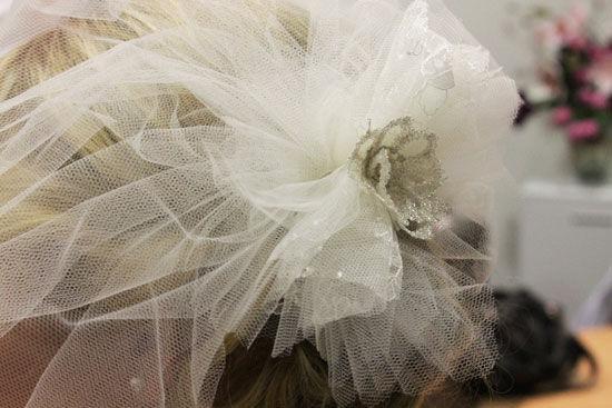 Фату для невесты своими руками 701