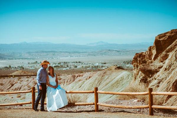 Свадьба в ковбойском стиле рома и