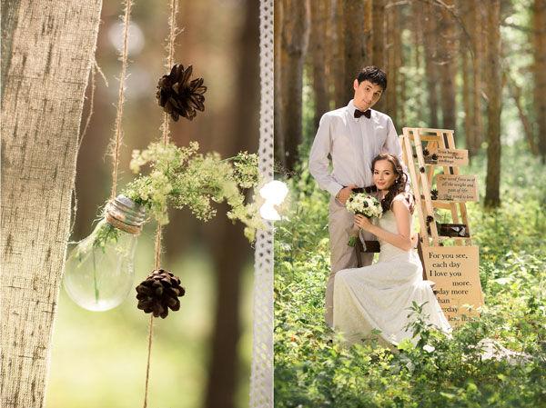 Про свадьбу на английском языке