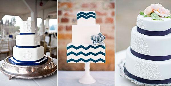 Свадьба в синем и белом цвете рекомендации
