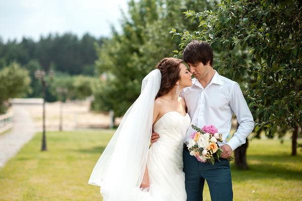 Красивая свадьба своими руками фото