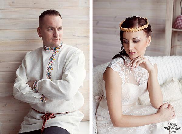 белорусская свадьба фото