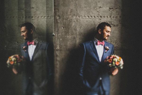 свадебный образ жениха