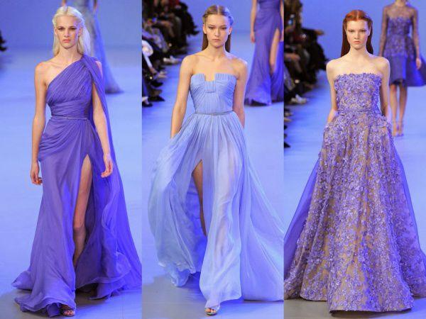 Эли Сааб свадебные платья