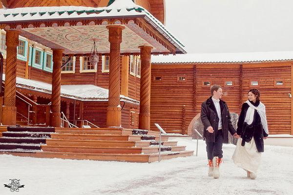 фотосессия в парке Коломенское