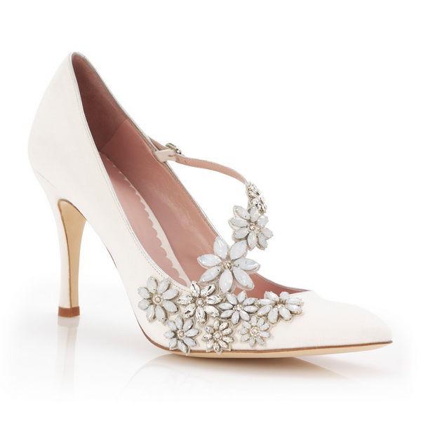 свадебные туфли 2014