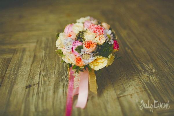 Свадебный Букет Платье Айвори 56