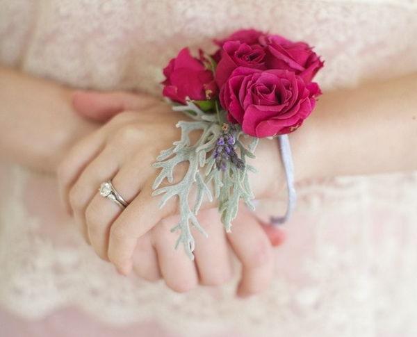 Букеты цветов для невесты своими руками