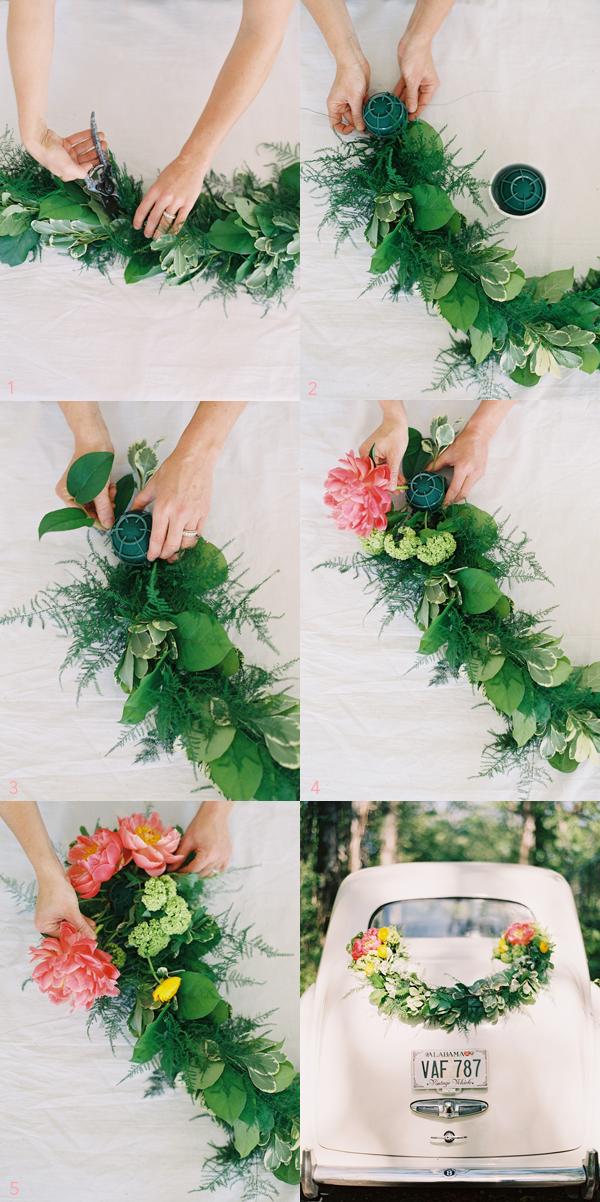 Как сделать букет из живых цветов своими руками пошагово