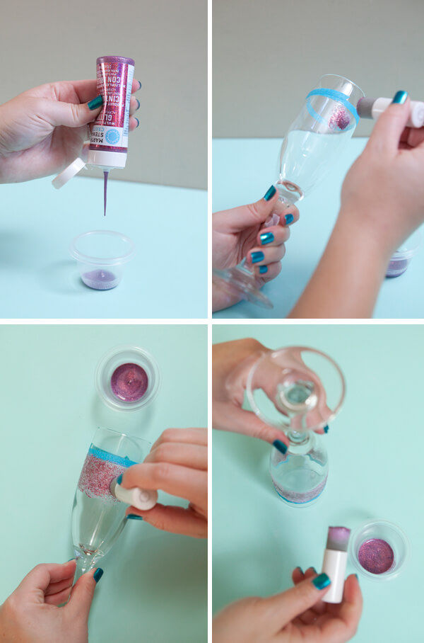 Как сделать чтобы блестел пластик