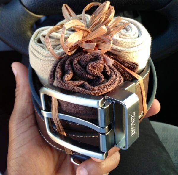 Подарки к дню рождения мужчине своими руками