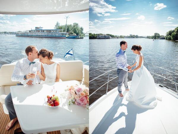 Яхт-клуб для свадьбы